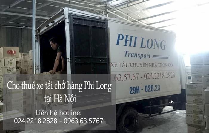 dịch vụ thuê xe tải 5 tạ chở hàng tại đường long biên 1