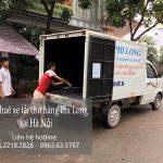 Dịch vụ taxi tải Hà Nội tại đường Hữu Hưng