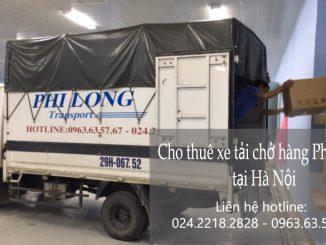 cho thuê xe tải giá rẻ chuyên nghiệp tại Hà Nội đi Ninh Bình