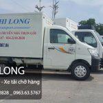 Taxi tải hà nội phố Hàng Mã đi Hòa Bình