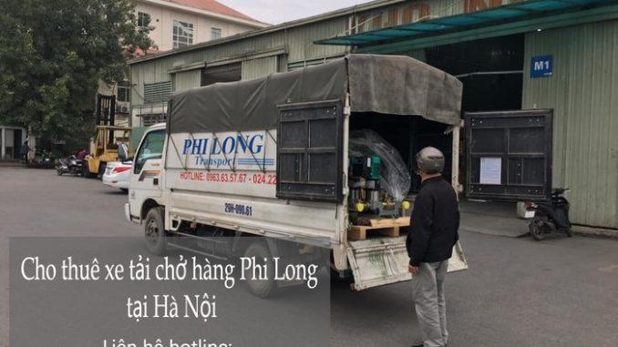 Taxi tải chất lượng Phi Long phố Tràng Tiền
