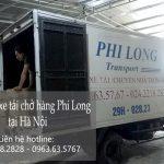 Xe tải 500kg của công ty Phi Long tại Hà Nội