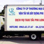 Xe tải nhỏ vận chuyển hàng hóa chuyên nghiệp tại Hà Nội