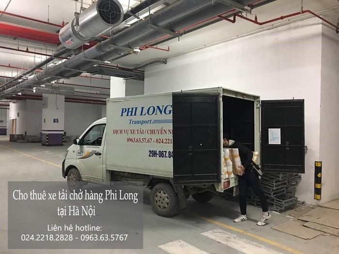 giá thuê xe tải 5 tạ Phi Long tại quận Long Biên