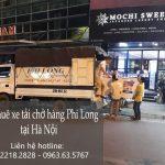 Dịch vụ taxi tải giá rẻ tại đường Bát Khối