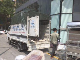 Thuê xe tải nhỏ chở hàng phố Thành Công đi Hải Dương