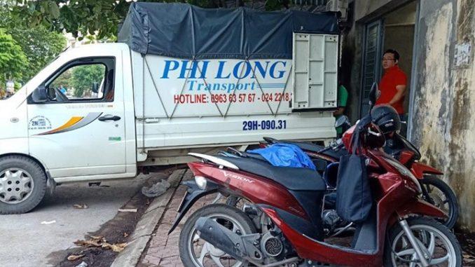 Dịch vụ Chở hàng Phi Long giúp quý khách hàng vận chuyển an toàn.
