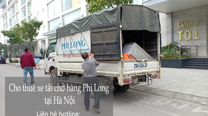 công ty taxi tải hà nội vận chuyển từ phố An Xá đi Hải Dương
