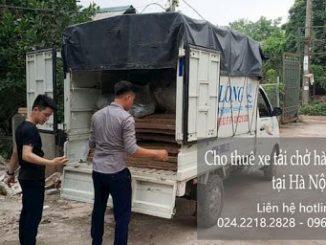 Dịch vụ taxi tải giá rẻ tại đường Yên Sở đi Vĩnh Phúc