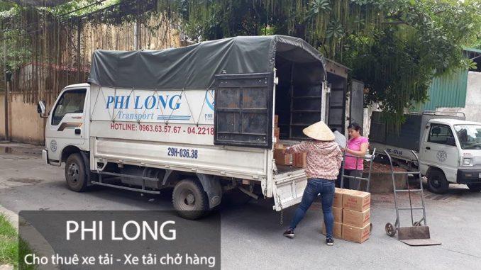 Taxi tải vận chuyển phi long tại đường Kim Đồng