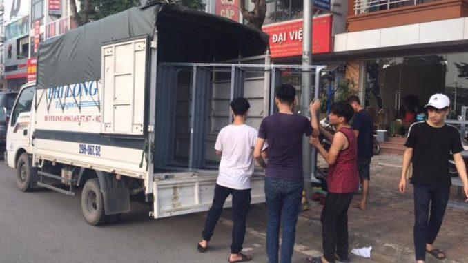Cho thuê xe tải giá rẻ Hà Nội đi Ninh Bình