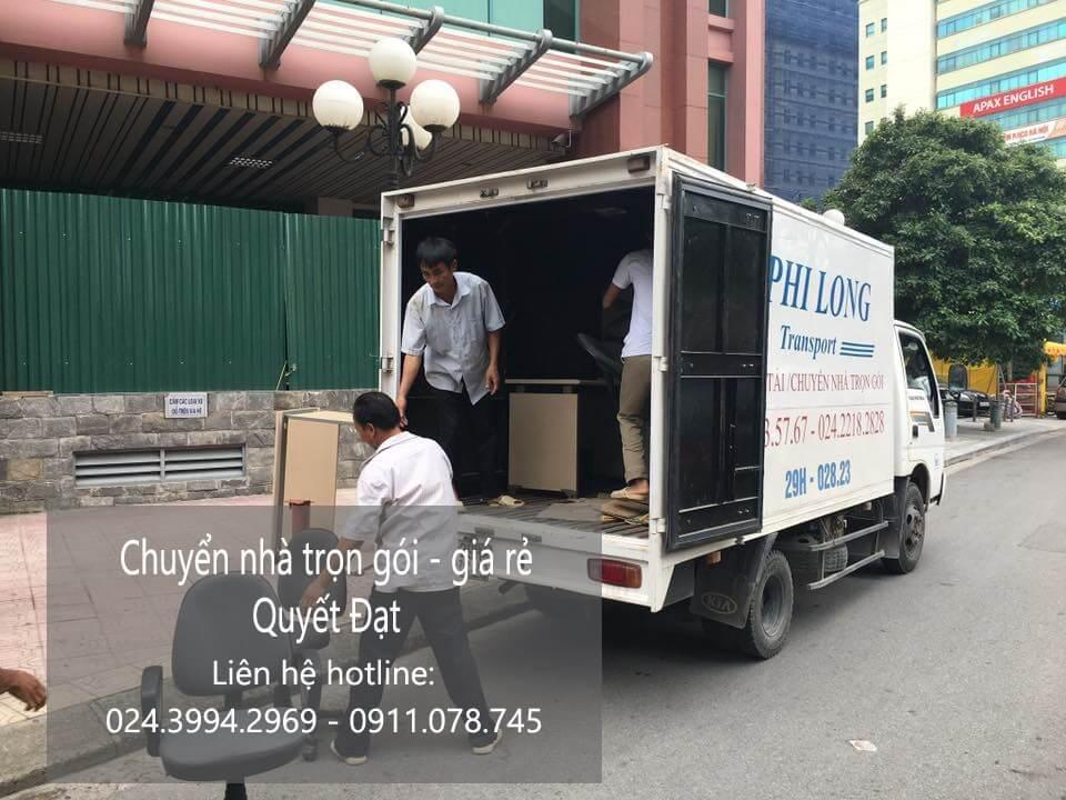Cho thuê xe tải phố Thanh Bảo đi Quảng Ninh