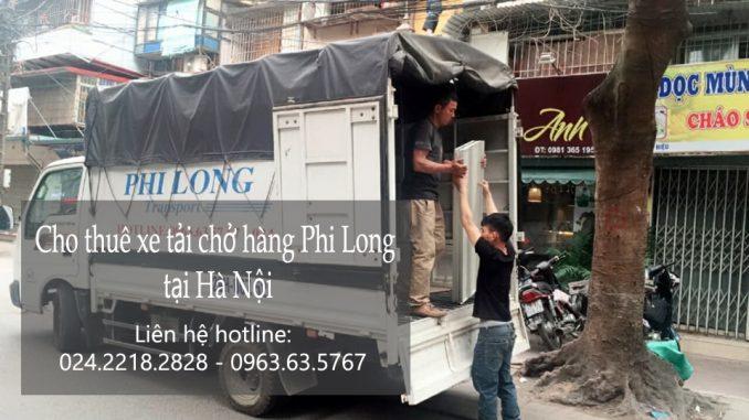 Cho thuê xe tải chở hàng Hà Nội đi Hải Dương