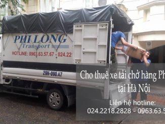 Dịch vụ taxi tải giá rẻ tại đường Thịnh Liệt đi Phú Thọ