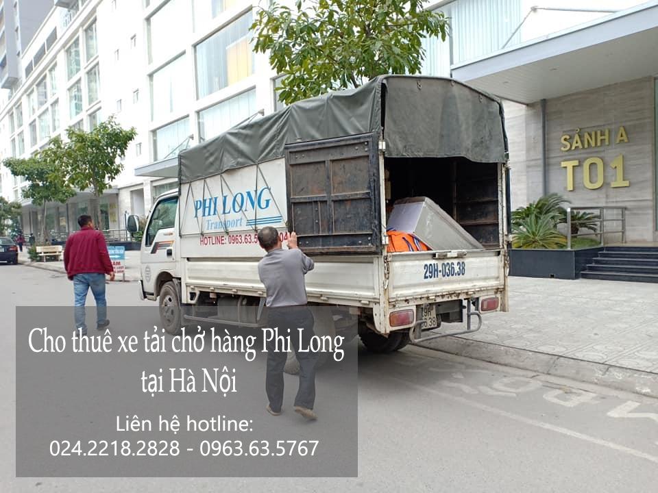 Taxi tải hà nội phố Lê Thạch đi Hòa Bình