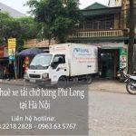 Taxi tải vận chuyển phố Chương Dương Độ đi Quảng Ninh
