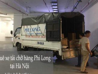 Taxi tải hà nội từ đường Hồ Tùng Mậu đi Hải Phòng