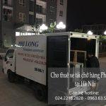 Taxi tải vận chuyển phố Nguyễn Hữu Huân đi Quảng Ninh