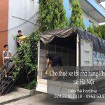 Taxi tải Hà Nội tại đường Lâm Du đi Hải Phòng