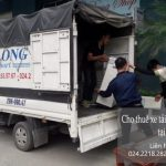 Taxi tải giá rẻ tại phố Thúy Lĩnh đi Nghệ An