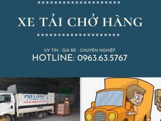 Taxi tải giá rẻ tại đường Nguyễn Đức Thuận đi Hà Nam