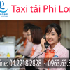 Bạn cần thuê xe taxi tải liên hệ Phi Long