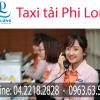 Giới thiệu hãng taxi tải Phi Long giá rẻ